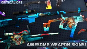 CRITICAL OPS MOD APK 1.28.0.f1604          (Unlimited Bullets And Many More) 4