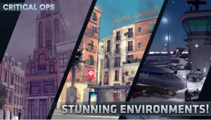 CRITICAL OPS MOD APK 1.28.0.f1604          (Unlimited Bullets And Many More) 1