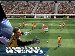 REAL FOOTBALL MOD APK 1.7.2 (UNLIMITED MONEY/GOLD) 2