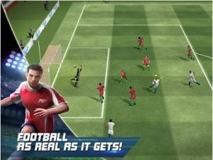 REAL FOOTBALL MOD APK 1.7.2 (UNLIMITED MONEY/GOLD) 1