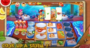 Cooking Madness Mod Apk 2.0.1  (LEARN ABOUT NEW DISHES) 1